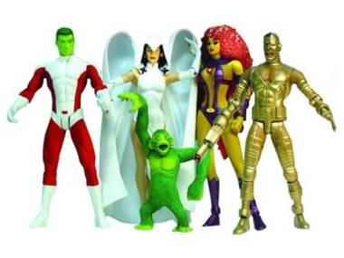 CLASSIC Teen Titans, GO!!!