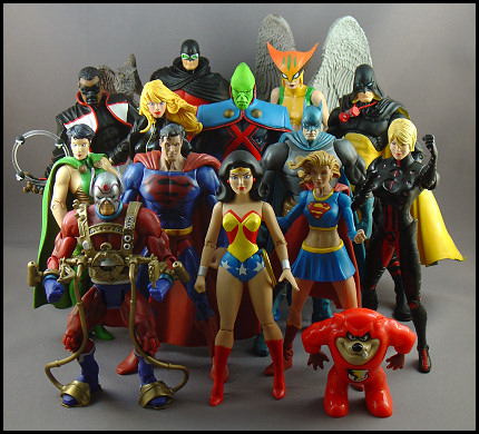 Justice League Unlimited!