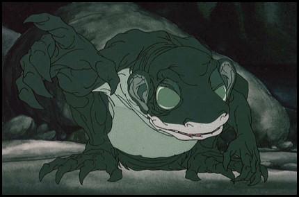 Gollum!