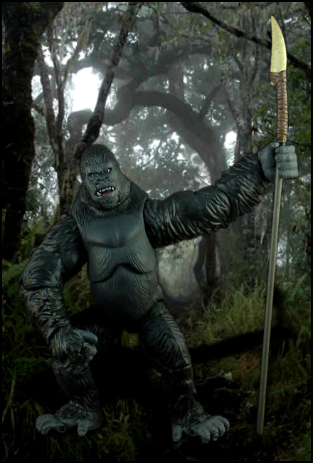 Grodd, Grodd, Grodd of the jungle.