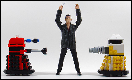 ''Exterminate the Doctor's thighs!''