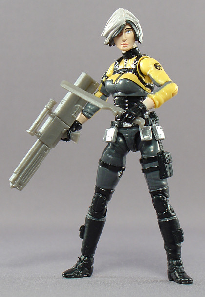 'G.I. Joe: The Rise of Cobra' Agent Helix!
