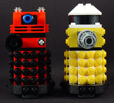 You will be exterminated.
