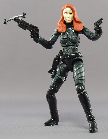 'G.I. Joe: The Rise of Cobra' Scarlett!
