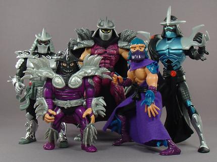 Shredders unite!