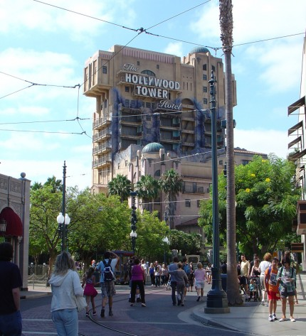 The Tower of Terror!