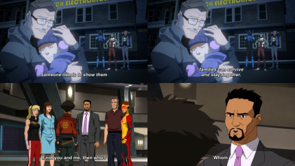 "from Young Justice S03E19: ""Elder Wisdom"""